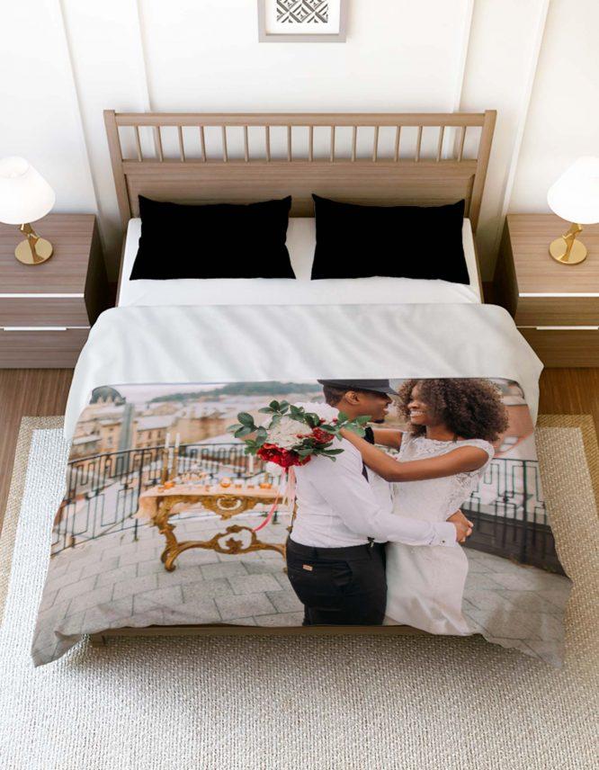 Duvet Covers Produc Shot Wedding Photo