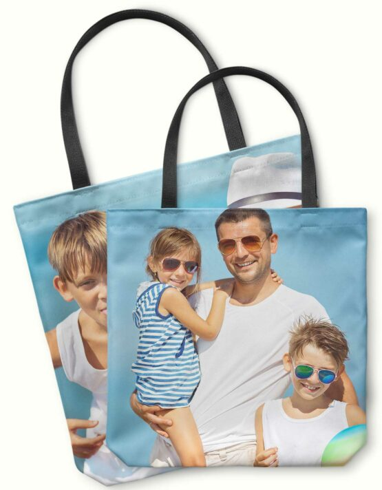 Custom Printed Tote Bag 2