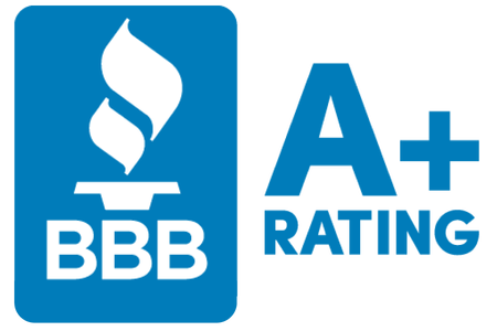 A+ Rating on Better Business Bureau
