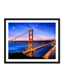 Framed Photo Prints with Matting
