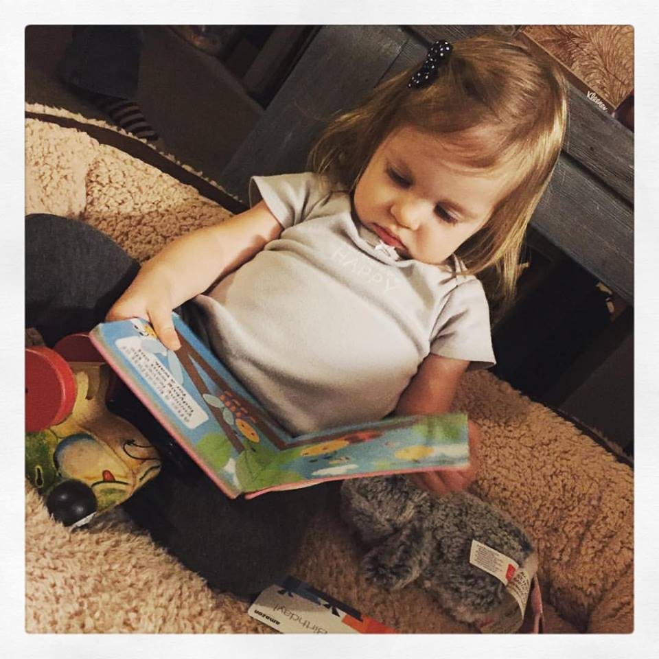 9 Reasons Why You Should Read With Your Child Every Day