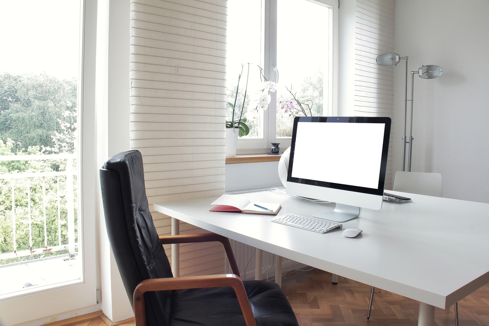 Decorating Ideas for a Small Home Office 1