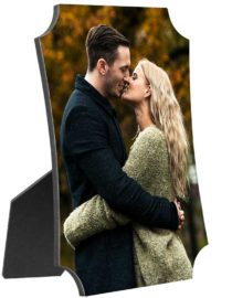 Decorative Custom Desktop Photo Plaque 2