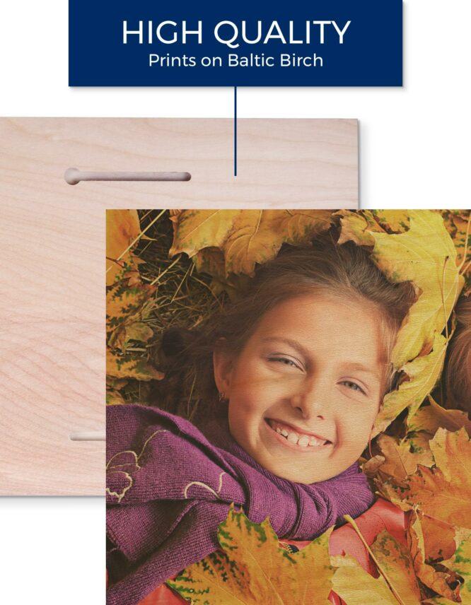 Wood Photo Prints 2