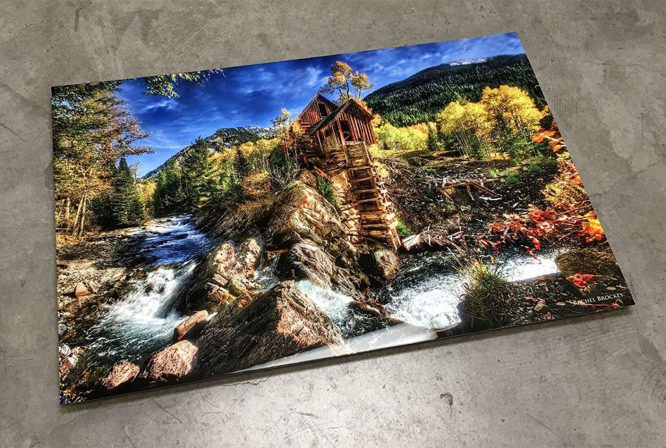 Exceptional Color Replication on GoodPrints HD Metal Prints