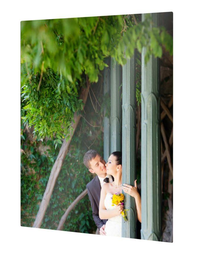 HD Wedding Photgraphy on Metal Prints