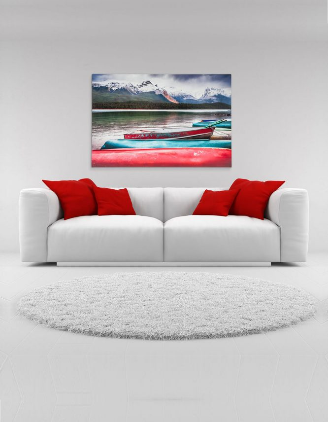 Metal Photo Print HD Colors