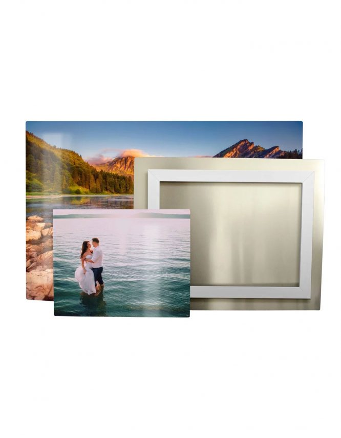 Metal Prints with Pro Quality French Cleat Hanging Solution