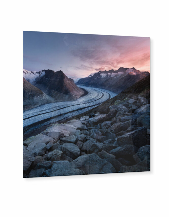 Premium HD Acrylic Photo Prints with landscape photo from goodprints