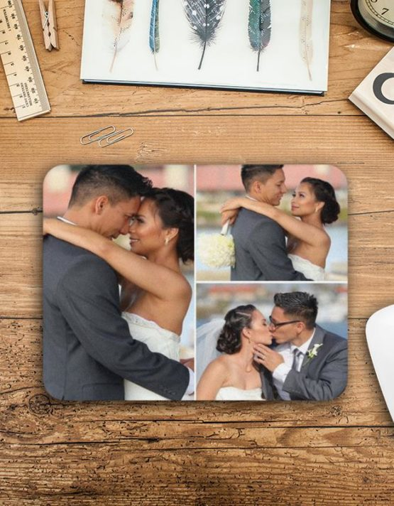 Your Photo Collage Mouse Pad