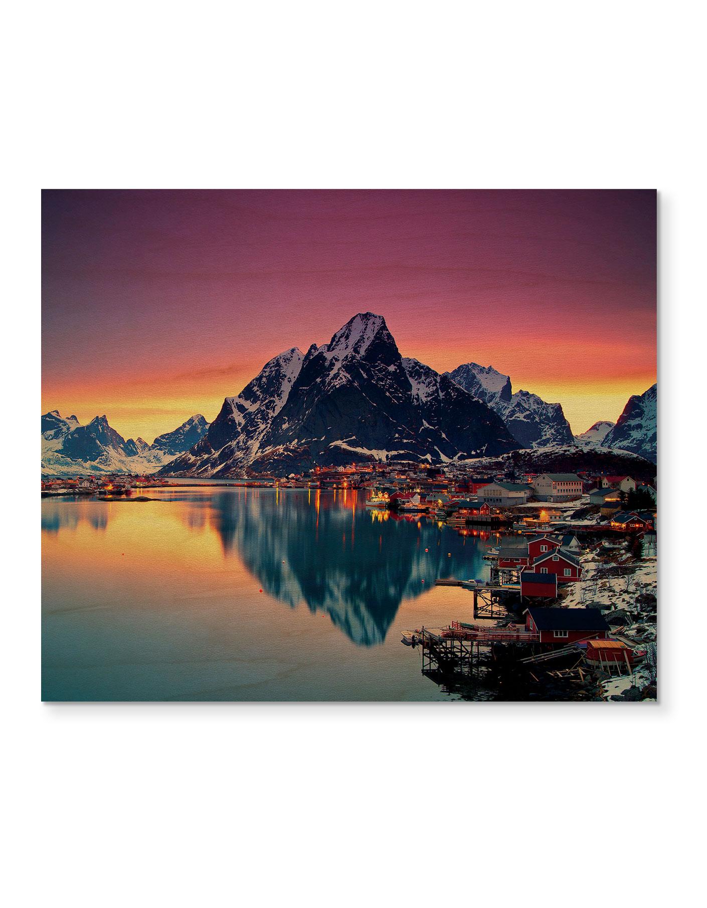 Photos Printed on Wood