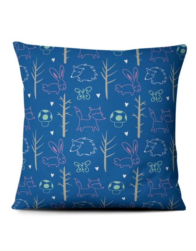 hedgehog heaven custom pillow pattern