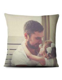 Full-Size Photo Custom Throw Pillow