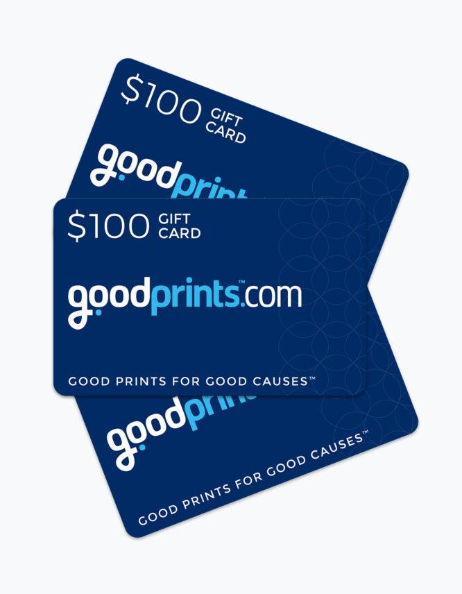 $100 Gift Card 2