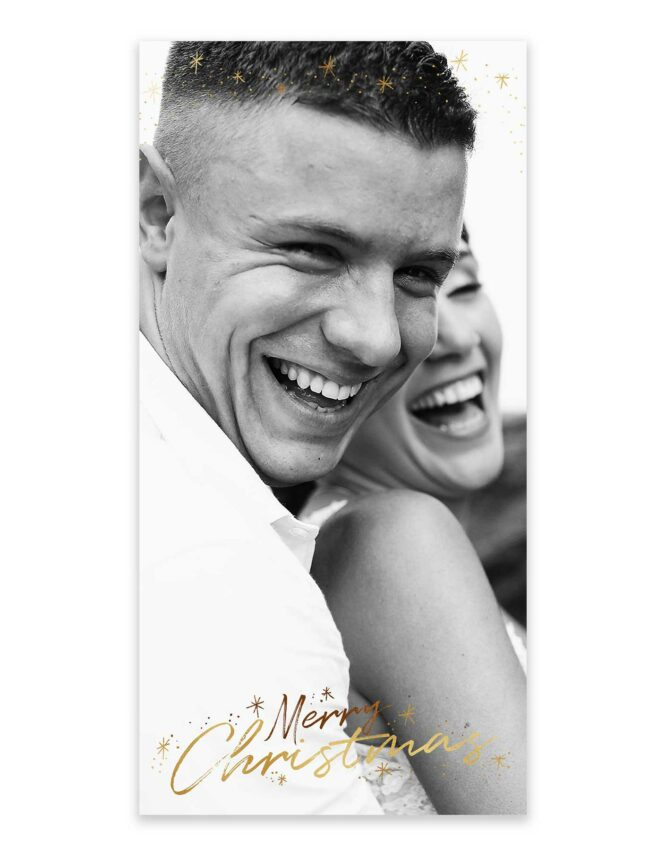 4x8 custom design photo card print