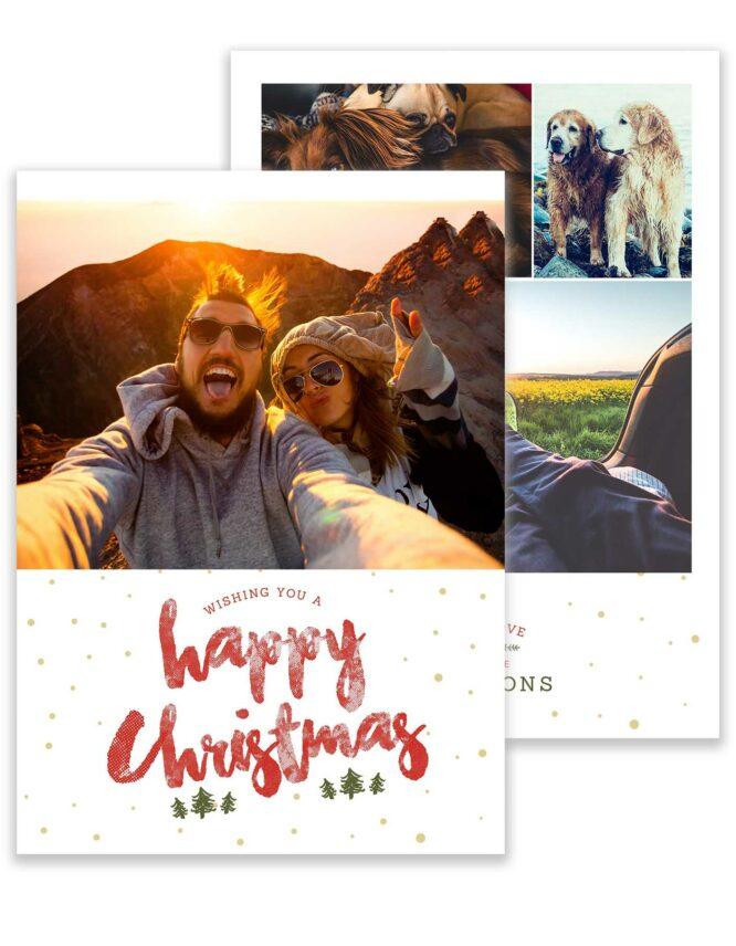 Happy Christmas! Card 1