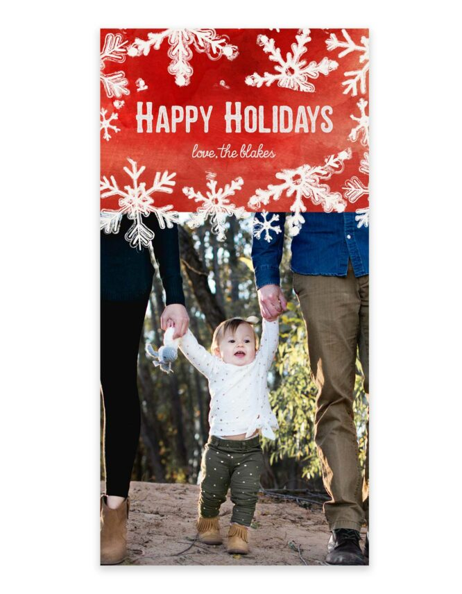 great christmas card for holidays