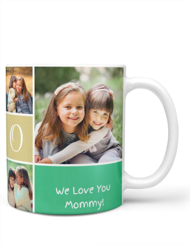 Personalized Photo Mug for Mom from goodprints