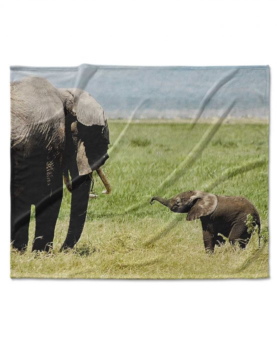 Personalized Plush Fleece Blanket 2