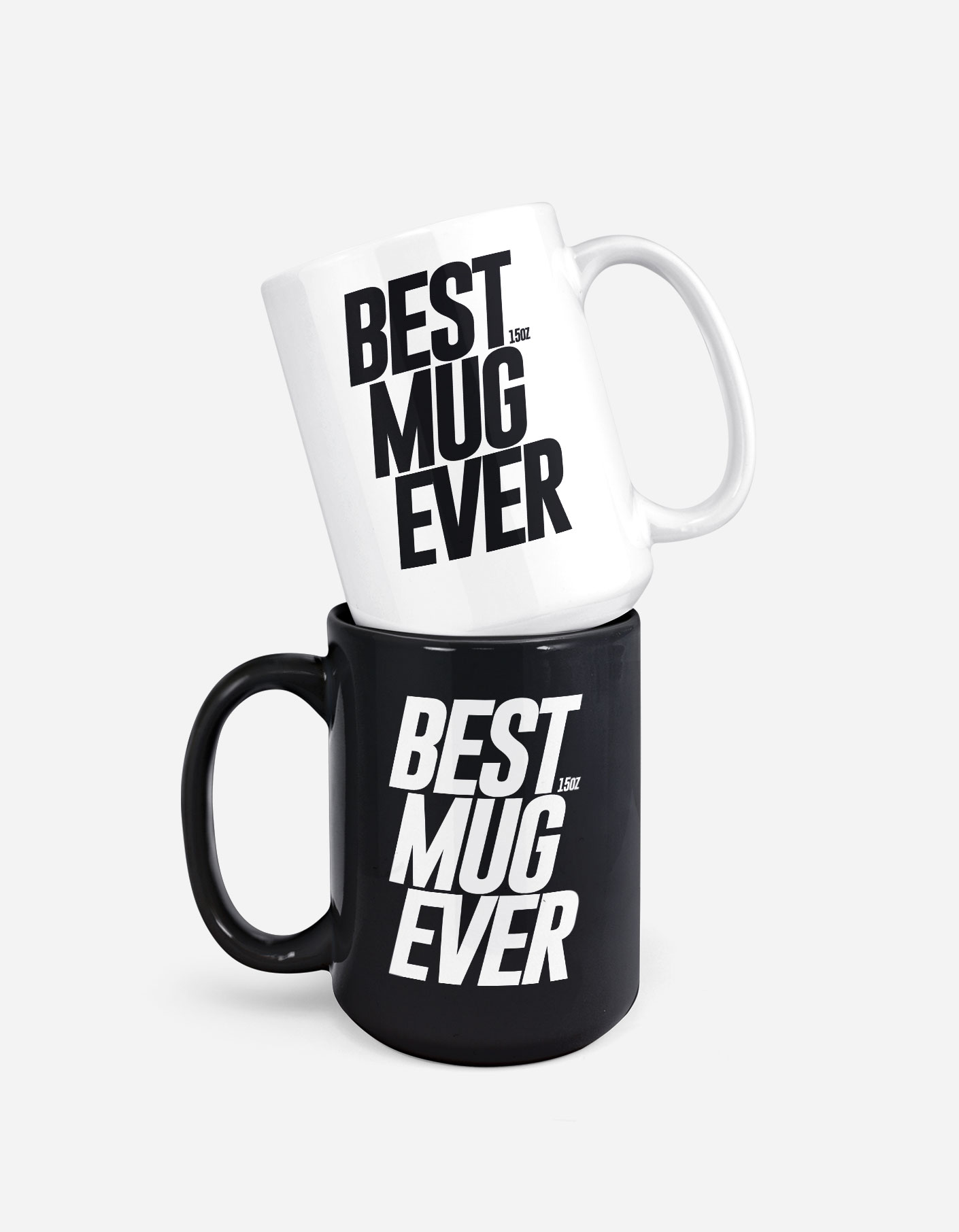 Custom Mugs & Drinkware
