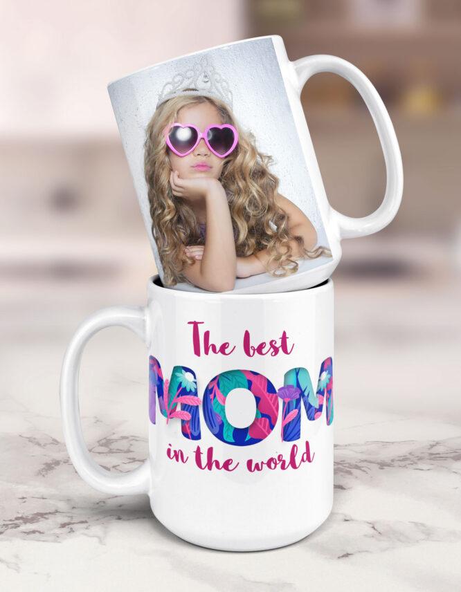 Mothers Day Photo Mug