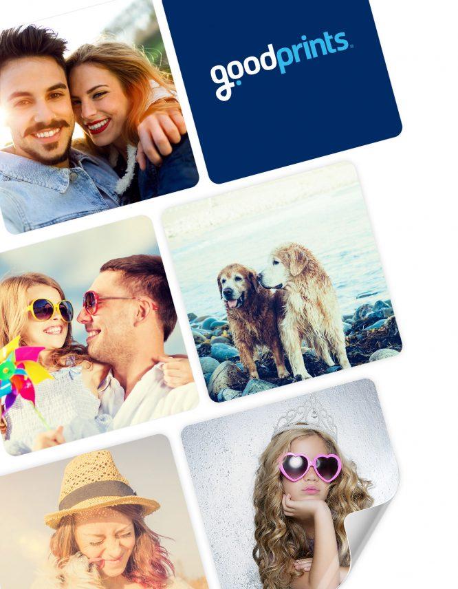 Custom Photo Sticker Sheet 4