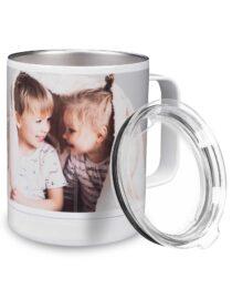 10 oz. Insulated Stainless Steel Custom Mug 1