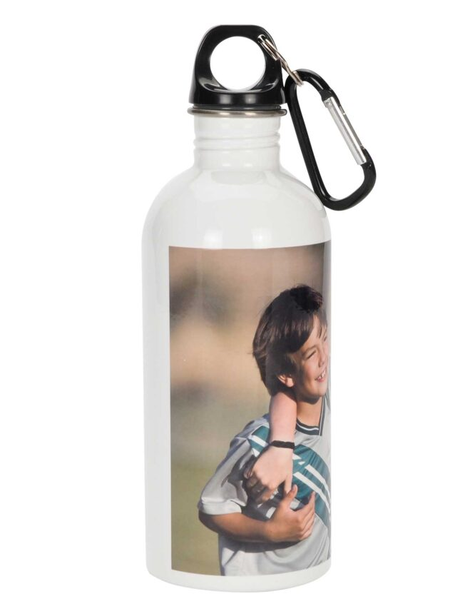 custom made stainless steel water bottle