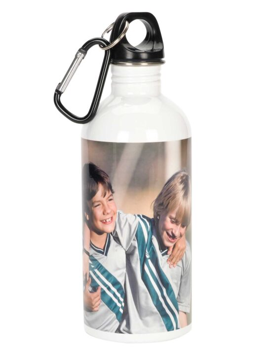 personalized photo hydroflask