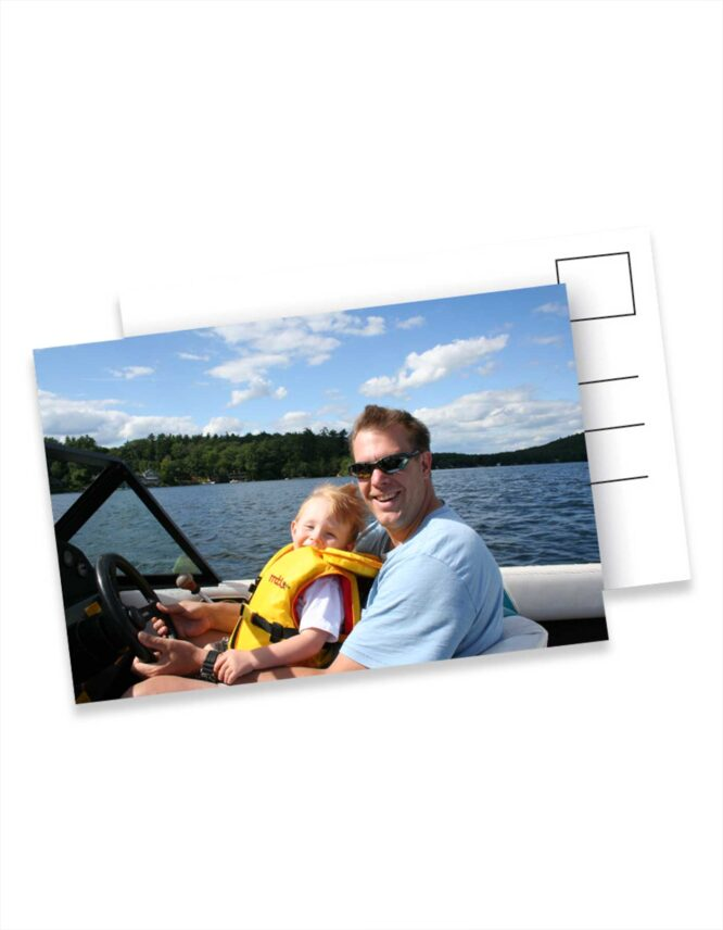 Personalized Photo Postcards 2