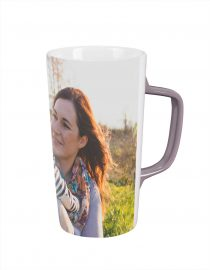 12 oz photo cafe mug