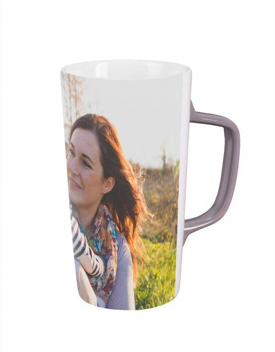 12 oz photo cafe mug