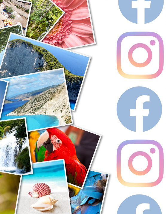 Instagram & Facebook Prints