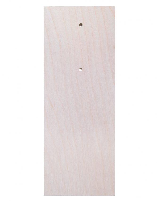 Custom Wood Wall Mounted Bottle Opener