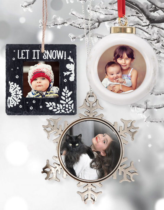 Photo Ornaments